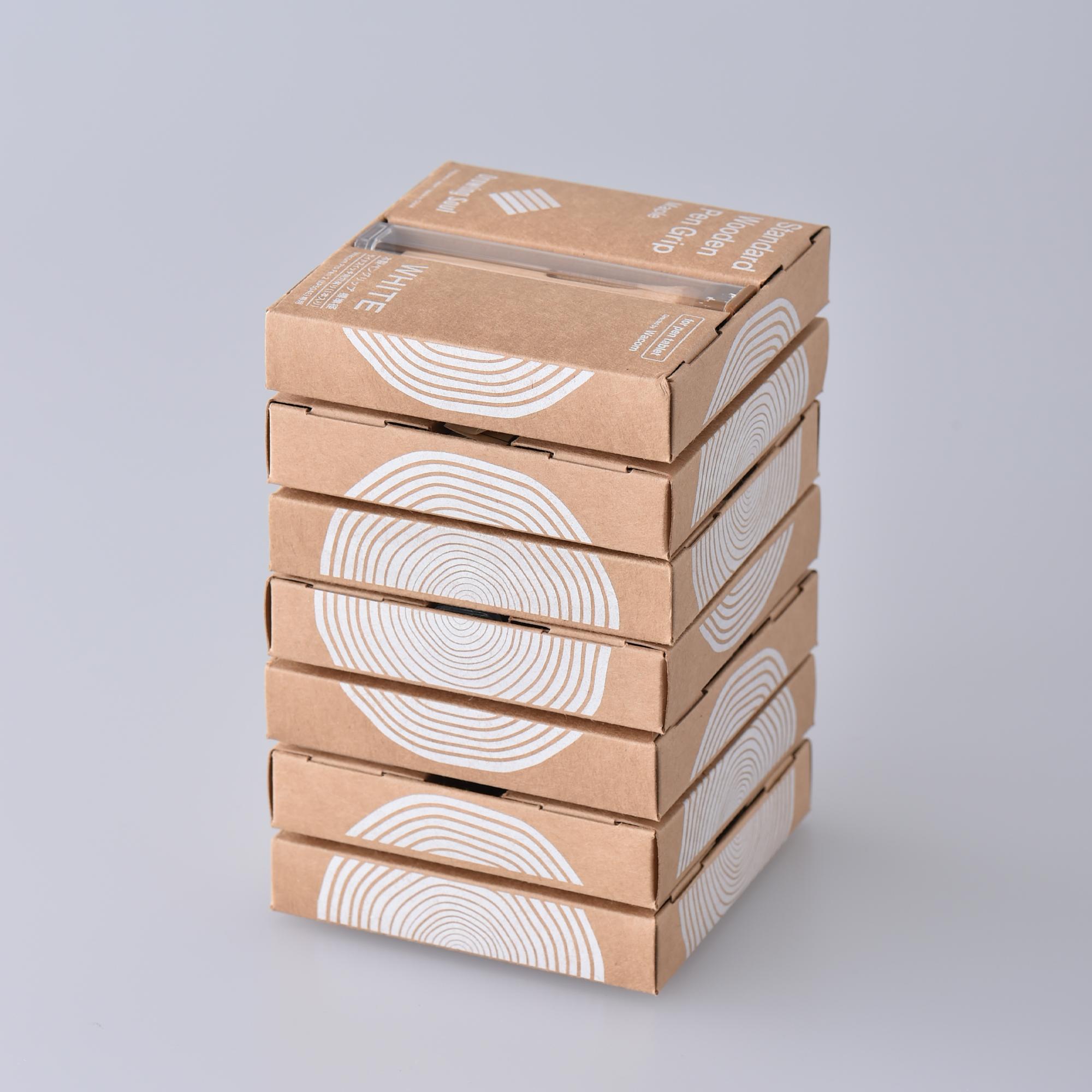 Wacom ペンタブレットグリップ パッケージデザイン